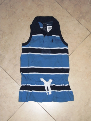 vestido ralph lauren 2 años envio gratis