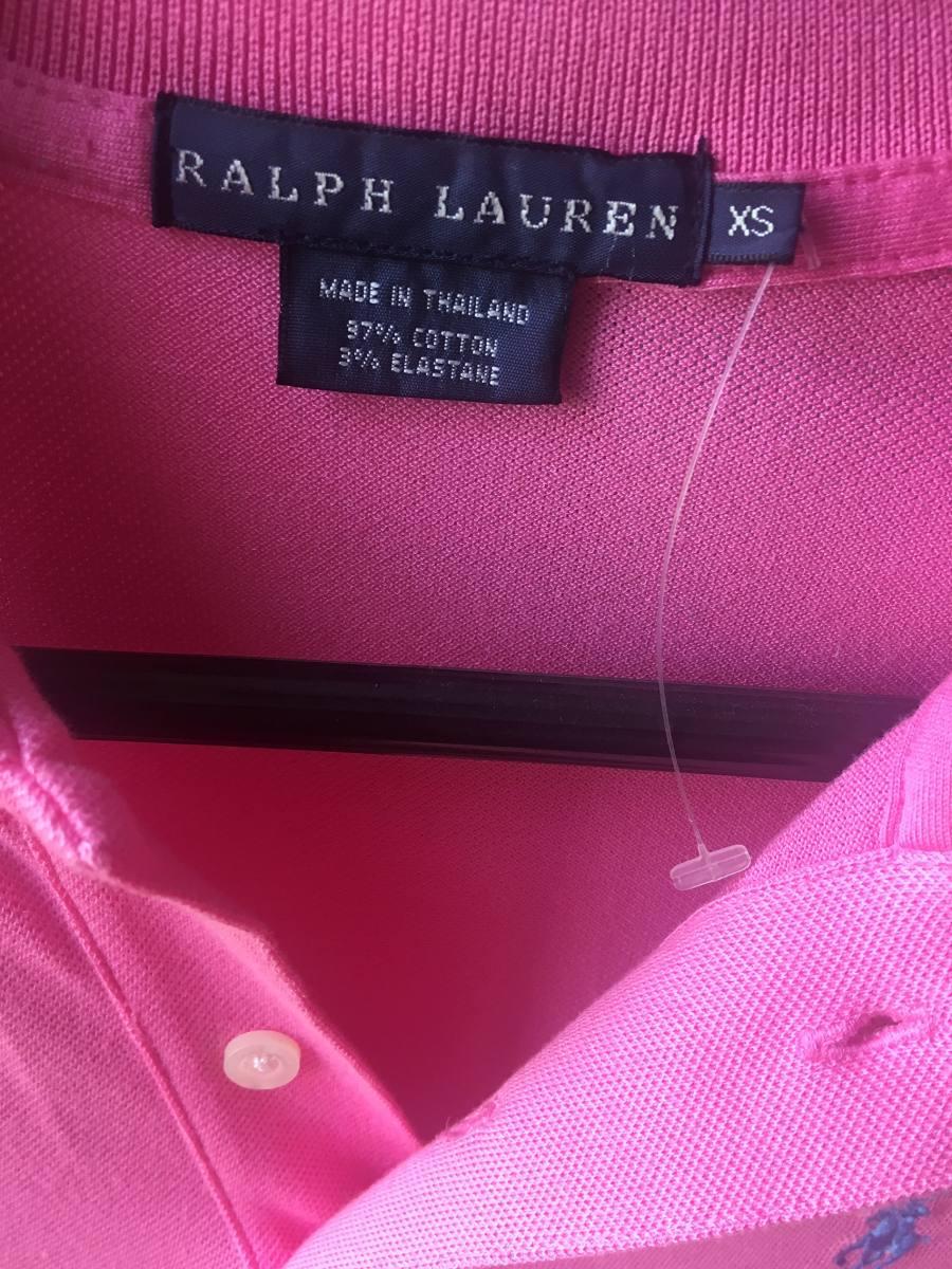 Vestido Ralph Lauren Dama Talla Xs Rosa - $ 700.00 en Mercado Libre