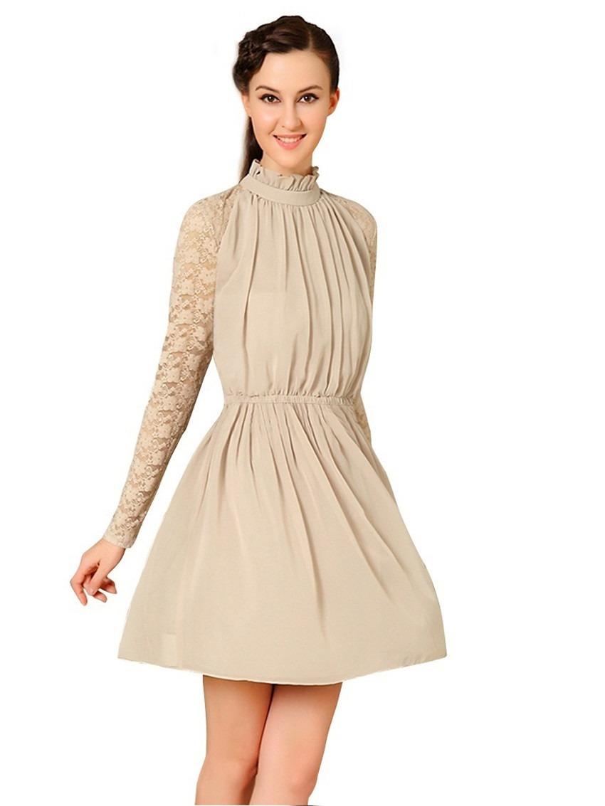 Moda evangelica vestidos inverno 2015