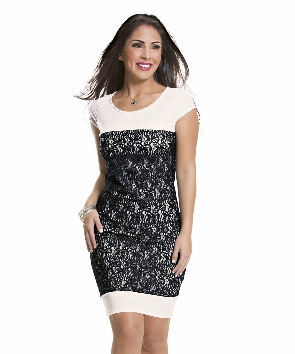Comprar vestido de renda tamanho gg