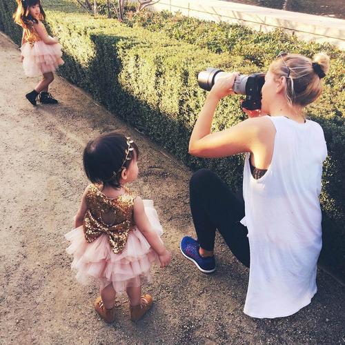 vestido renda festa menina princesa infantil