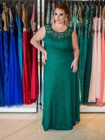 a49bdf97bf Vestido Longo Mae Noiva Baixinha - Vestidos Longos Femininas no Mercado  Livre Brasil