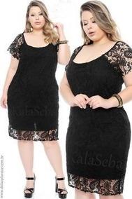 5a4d8740d Vestido De Bolinha Para Gordinha - Vestidos Femeninos com o Melhores Preços  no Mercado Livre Brasil