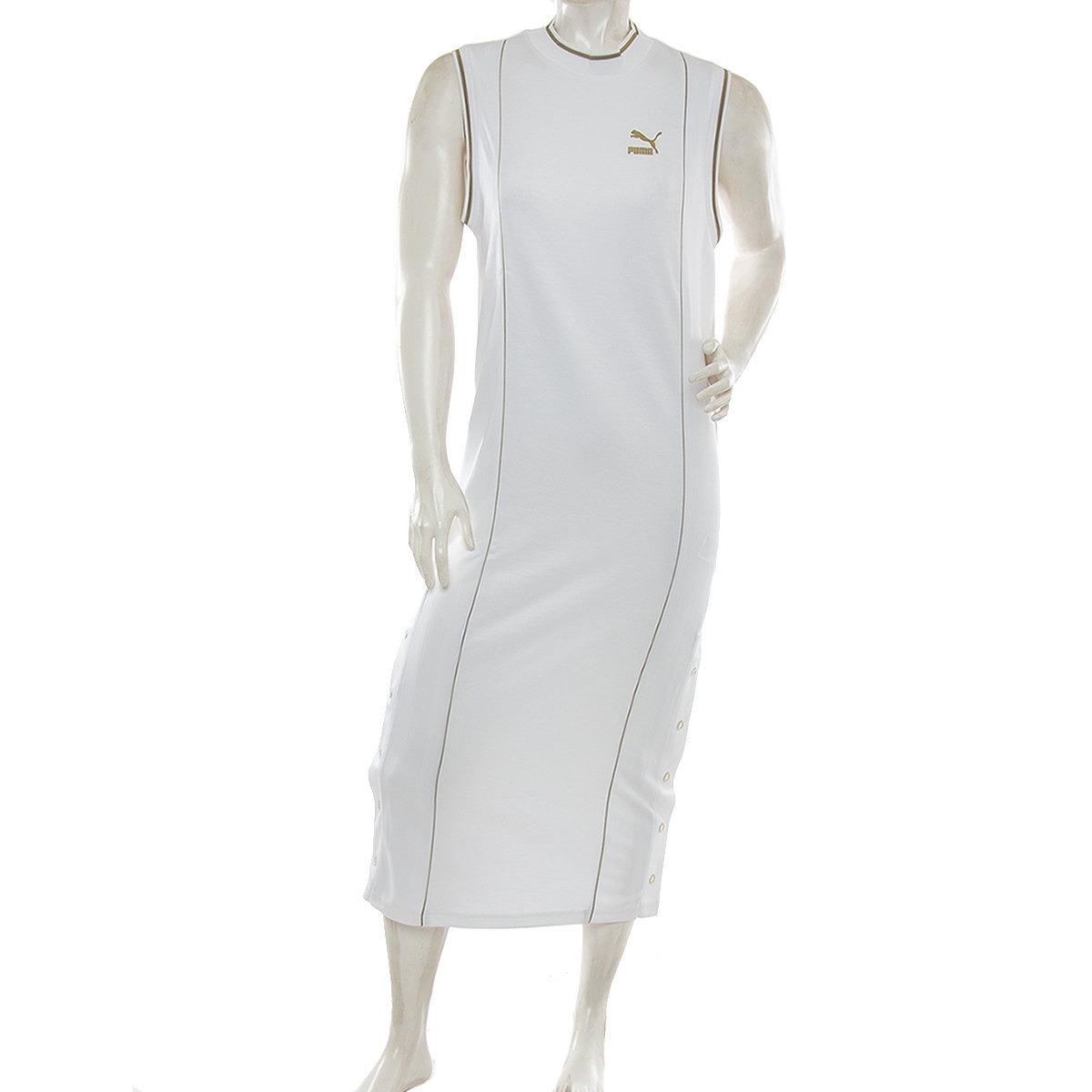 aa38e8e424 vestido retro blanco puma blast tienda oficial. Cargando zoom.