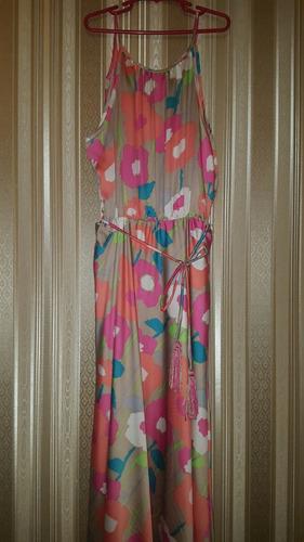 vestido rio melocoton (vestido de fiesta)
