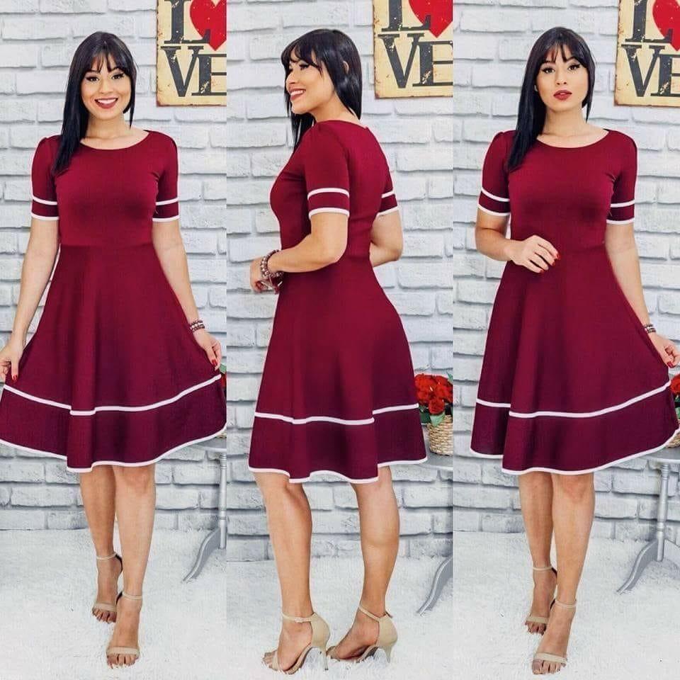 99d793d0fd vestido rodado godê social moda evangélica gospel lycra midi. Carregando  zoom.