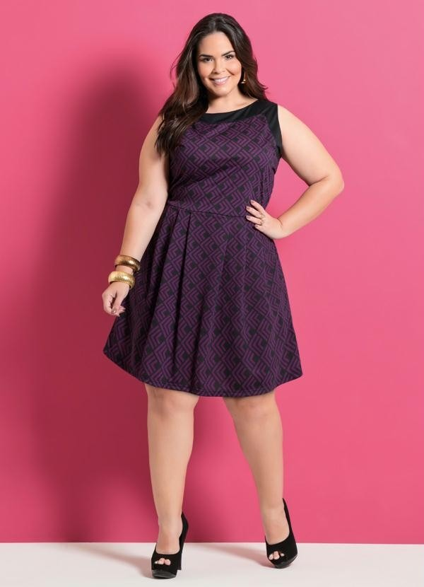 Estilo Fashion Moda Plus Size Moda Jovem | Plus Size Novidades e tendências da moda Plus Size você encontra aqui. As Melhores marcas!