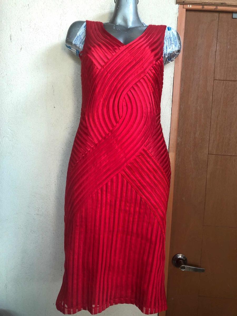 Vestido Rojo Karen Kein Nuevo