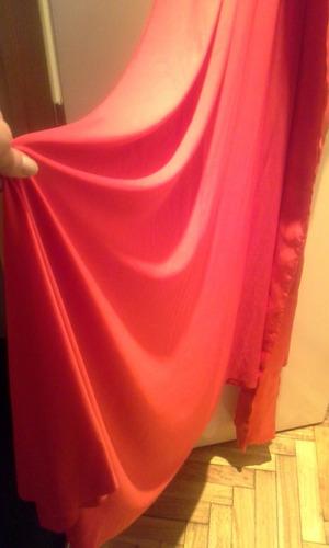 vestido rojo largo modelo marilyn. divino!!