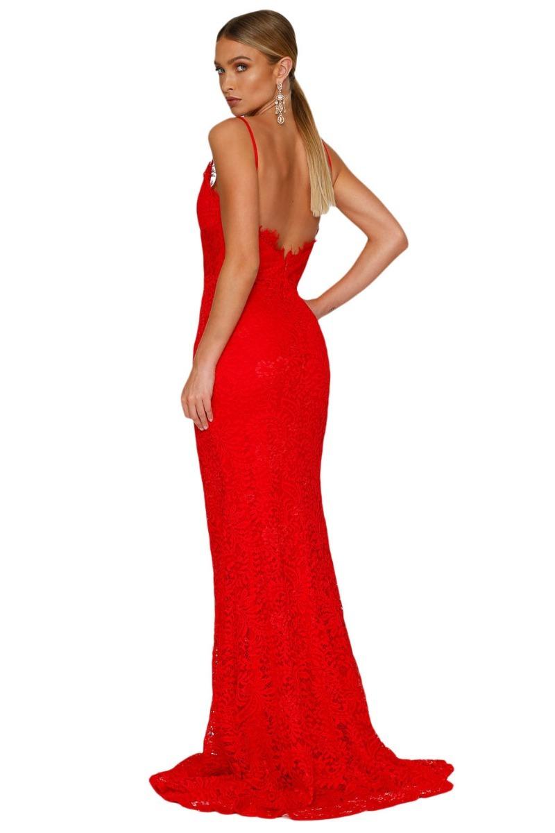 0ffc82c4d vestido rojo largo noche fiesta graduación plus extras xl. Cargando zoom.