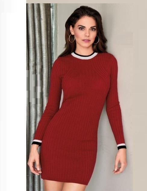 438d3d9e7 Vestido Rojo