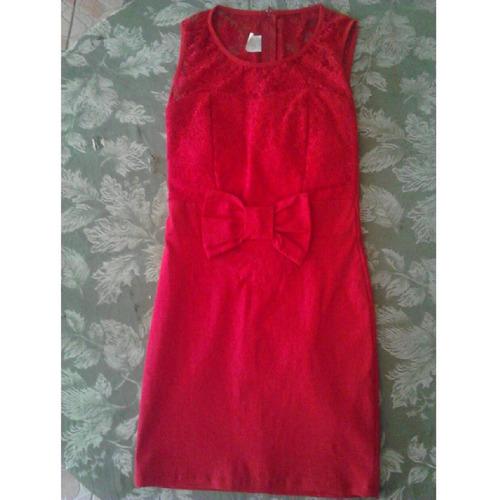 vestido rojo nuevo