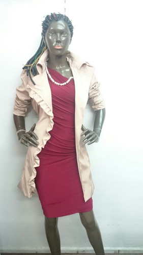vestido rosa 7631