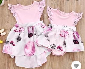 252343674 Vestido Premama Estampado Maternity - Bebés en Mercado Libre Uruguay