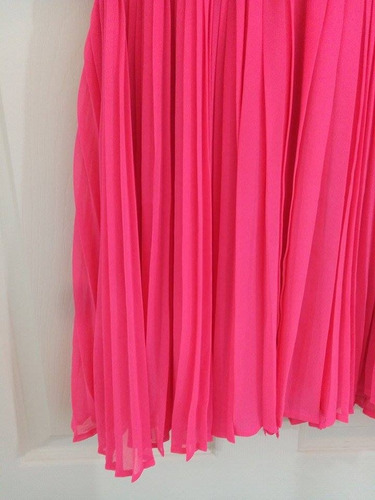 vestido rosa fuerte  victoria's secret