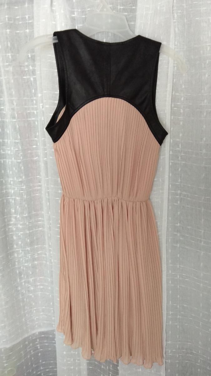 promoción paquete elegante y resistente marcas reconocidas Vestido Rosa Palo Bershka