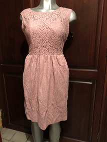 Vestido Rosa Palo Vestidos De Cóctel Rosa Claro En Mercado