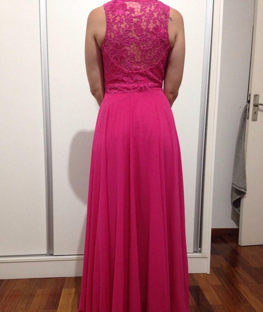 19bcef392 Vestido Rosa Pink Para Madrinha - R$ 300,00 em Mercado Livre