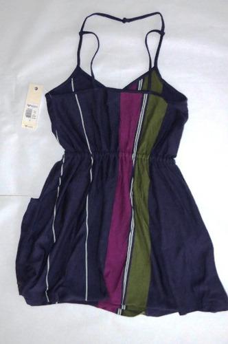 vestido  roxy  para damas 100 % original.