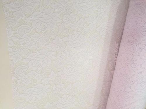 vestido sereia longo de festa/noiva em renda com aplique g03