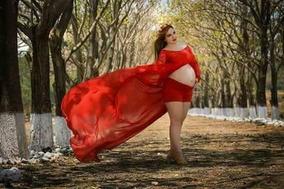 Vestido Sesión Embarazada