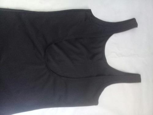 vestido sexy casual con escote en la espalda