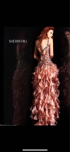 vestido sherri hill madrinha debutante formanda formatura