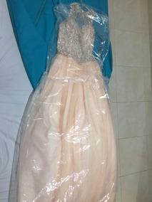 Vestidos De Clausura Color Coral Xv Mujer Quintana Roo