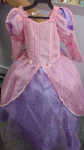 vestido sirenita ariel