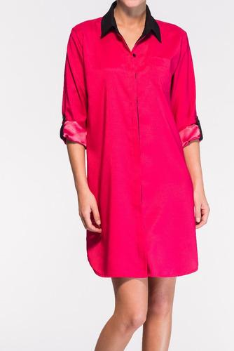 vestido sob medida belle & bei camisão pink
