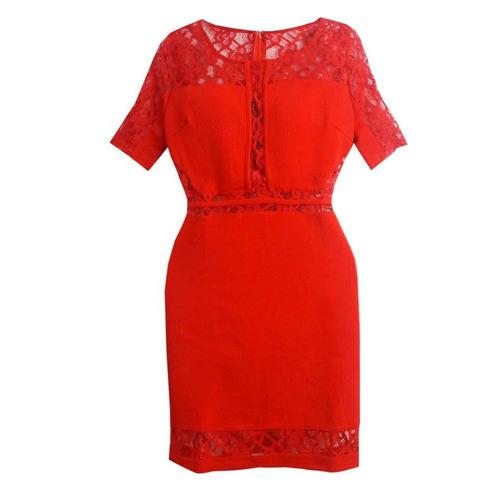 4752e806f716 Vestido Social Curto Para Trabalhar Vestidos Femininos - R$ 74,99 em ...