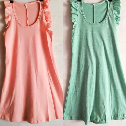 vestido solero corto celeste, turquesa batick, s al xxl