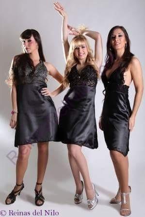 vestido solero marilyn negro corto bordado swarovsky
