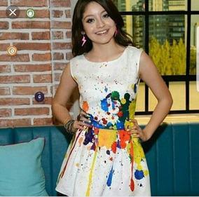 Vestido Soy Luna Como El Usado Por Karol Sevilla
