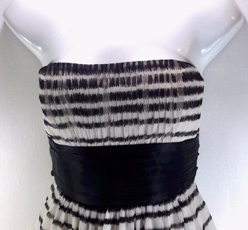 vestido strap bcbg max azria - fashionella - xs(2) t9y1 t9y2