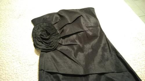 vestido strapless talla 13 tierra bendita