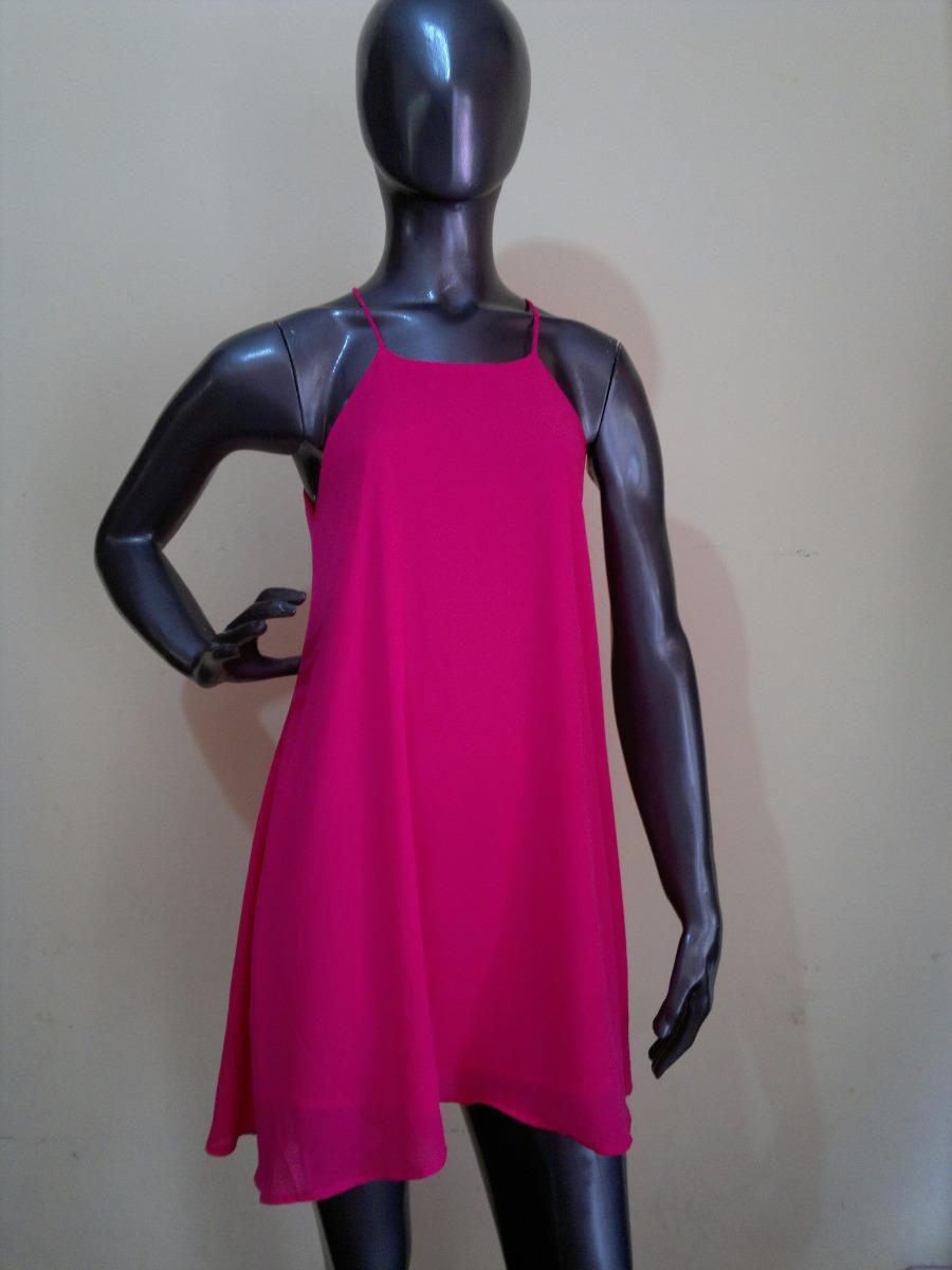 Vestido Suelto Forrado Fiesta Eventos- Delicado St. Marie - $ 669,00 ...