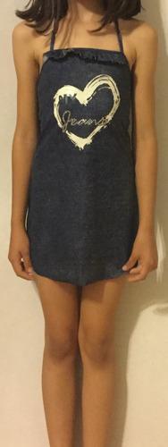 vestido talla 6 calzedonia baby sea niña