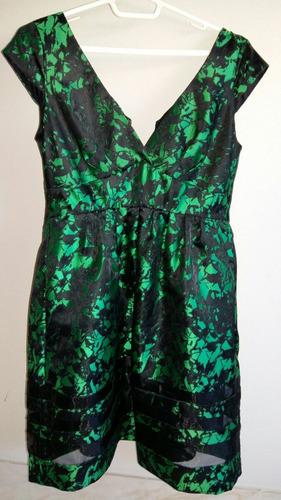 vestido talla s nuevo hermoso a media pierna línea a
