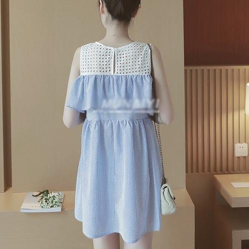 vestido tallas extra grandes moda coqueto encaje vintage