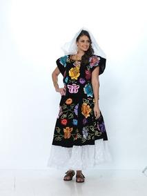 1b3dcb0009 Disfraz Vestido Traje Mexicano Para Mujer en Mercado Libre México