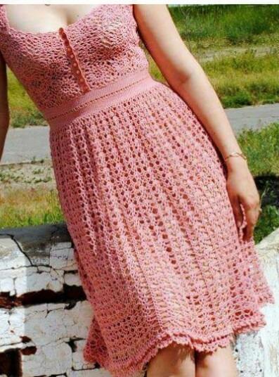 Imagenes De Vestidos Tejidos Para Mujeres Vestidos De Moda