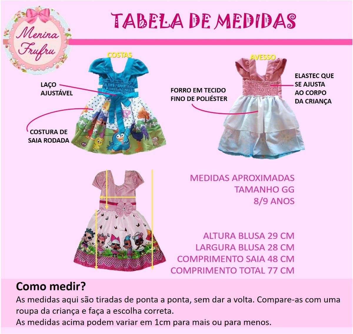 92a718a23 vestido temático infantil kit com 6 tema atacado revenda. Carregando zoom.