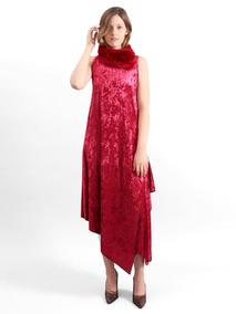 Vestidos Ivonne Maternidad Vestidos De Mujer Medio Rojo En