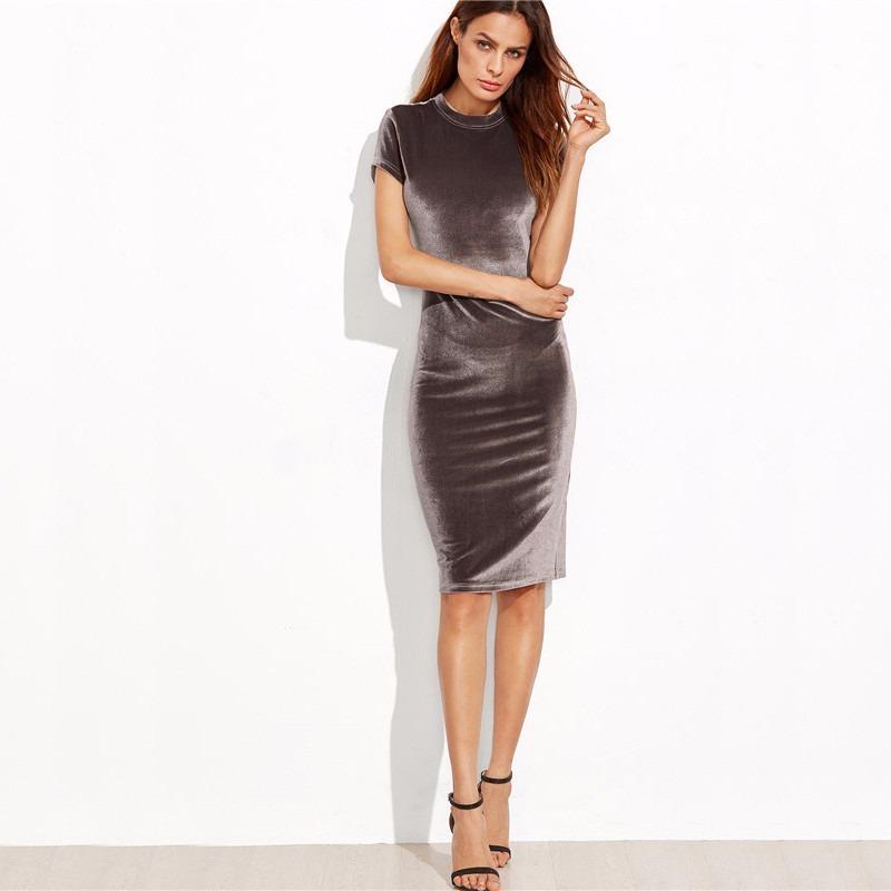 Vestidos cortos para mujer delgada