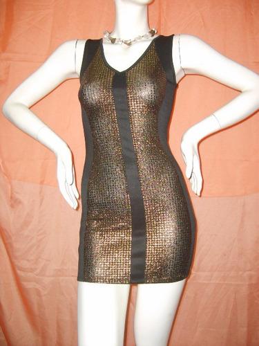 vestido tipo coctel importado talla s