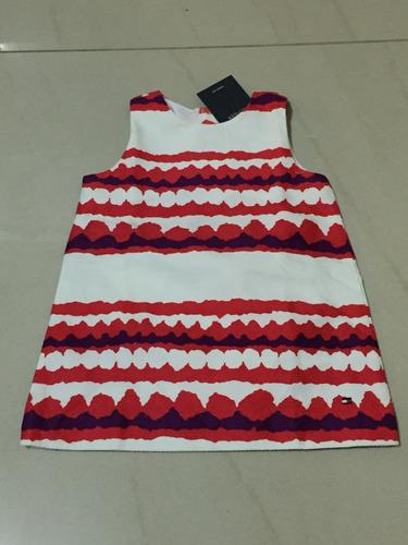 vestido tommy hilfinger bebe feminino * roupinha de bebe