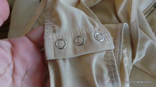 vestido traje de baño faja modeladora ts