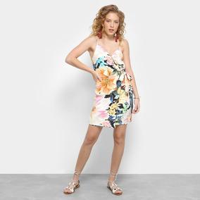 57172a627 Vestidos Farm Curto - Vestidos com o Melhores Preços no Mercado Livre Brasil