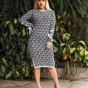 0cfcbd6bda56 Vestido La Trico - Vestidos Femeninos com o Melhores Preços no Mercado  Livre Brasil